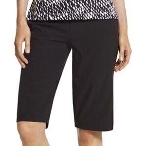 NWT- sz 2 (12/14) Chico's Zenergy Kyke golf shorts